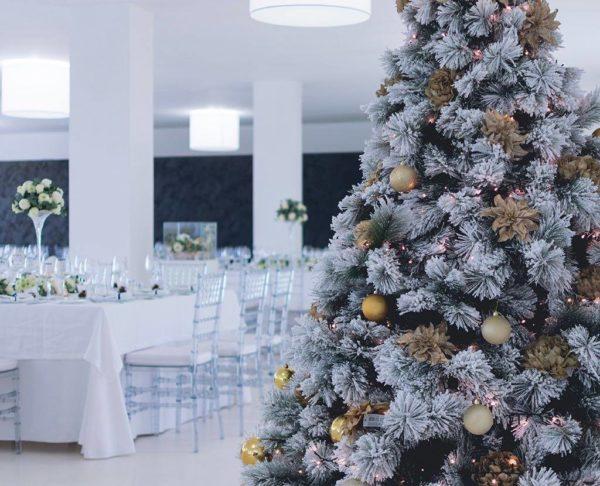 Albero natale wedding
