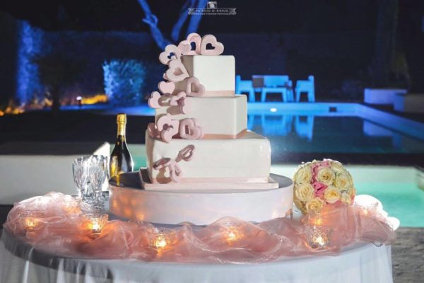 Torta nuziale matrimonio wedding campania