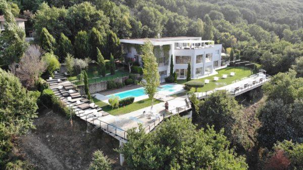 Panoramica Villa Giordano Matrimonio