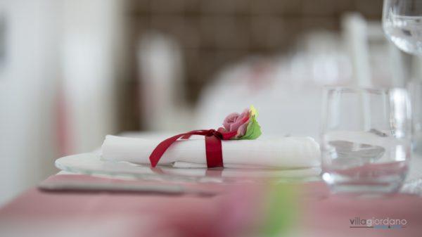 Allesimenti Rosso Matrimonio