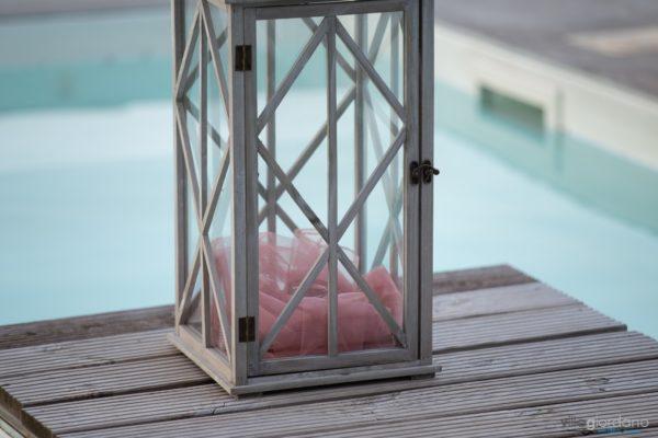 Potacandele su piscina